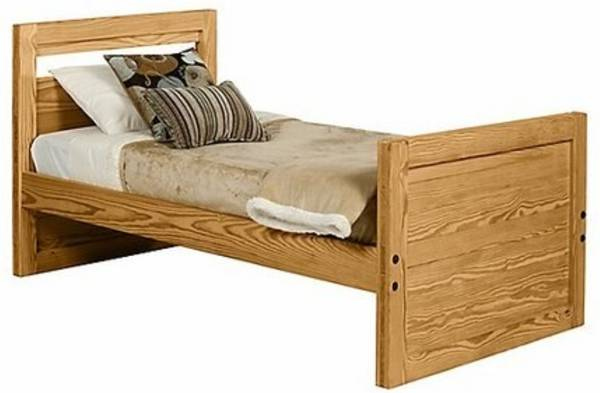 Photo This End Up Twin bed w matching dresser - $250 (Fredericksburg)