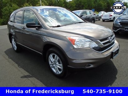 Photo Used 2011 Honda CR-V EX for sale