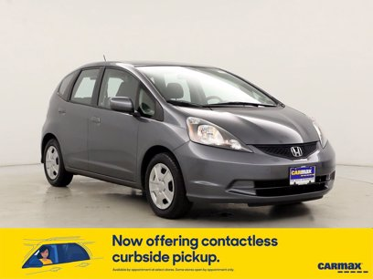 Photo Used 2013 Honda Fit  for sale