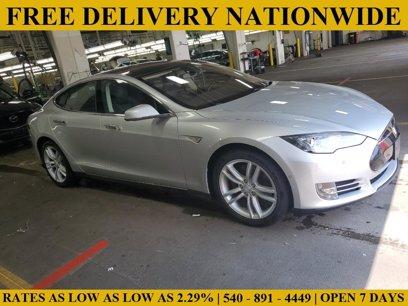 Photo Used 2015 Tesla Model S 60 for sale