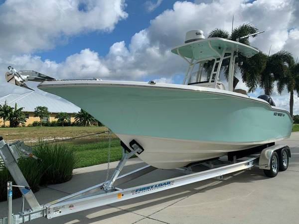 Photo 2018 KEY WEST 244CC BLUE WATER - $46,000