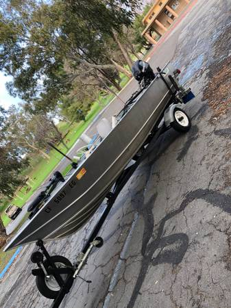 Photo 16ft aluminum Boat - $5000 (Los Banos)