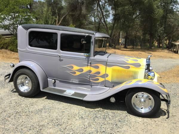 Photo 1930 Ford Model A Hotrod V8 - $35,000 (Coarsegold, Ca.)