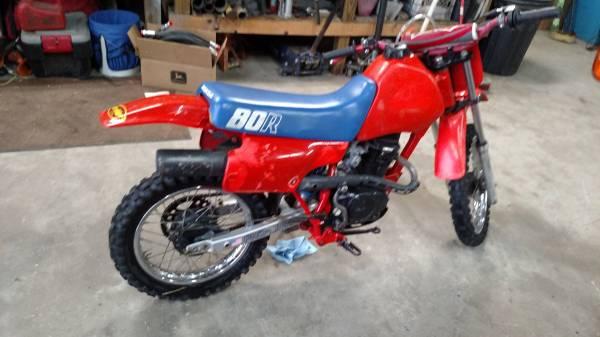 Photo 1986 Honda XR80 - $1150