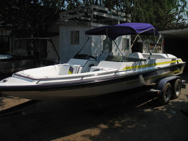 Photo 1998 GALAXY SLEEK II 21.539OPEN BOW MINI DAY - $10,000 (LAKE NACIMIENTO)