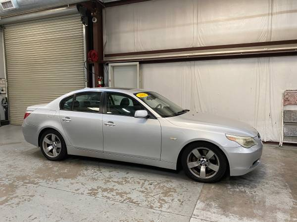 Photo 2004 BMW 5 Series 525i, 1 Owner, Excellent Service Records - $7,450 (www.shawsautosales.com)