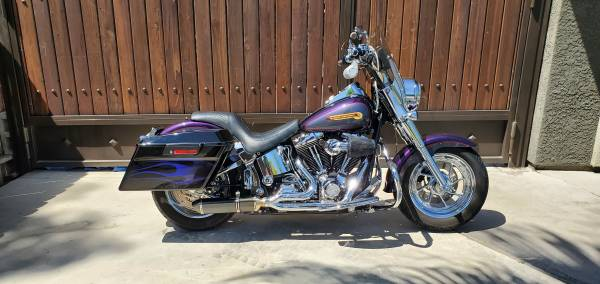 Photo 2004 Harley Davidson Fat Boy - $9,000 (Fresno, CA)