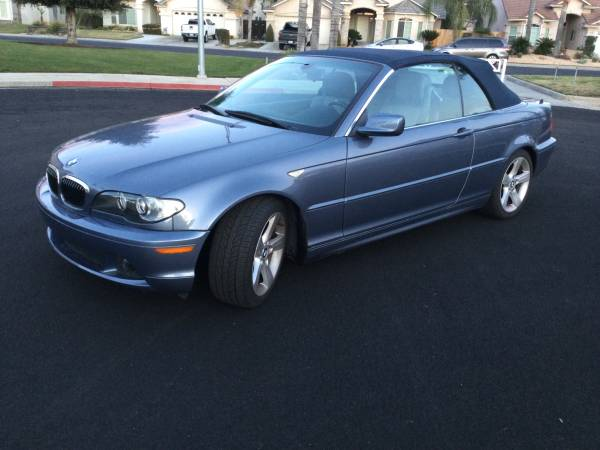 Photo 2005 BMW 325i V6 WITH LOW MILES OF 53000 MILES - $12,750 (Clovis)