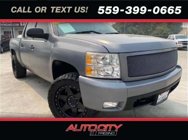 Photo 2007 Chevrolet Silverado 1500 LT Pickup 4D 5 34 ft - $15,999 (_Chevrolet_ _Silverado 1500_ _Truck_)