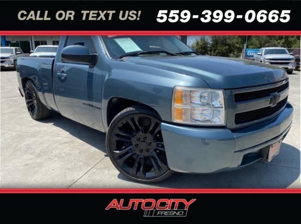 Photo 2008 Chevrolet Silverado 1500 Work Truck Pickup 2D 6 12 ft - $15,999 (_Chevrolet_ _Silverado 1500_ _Truck_)