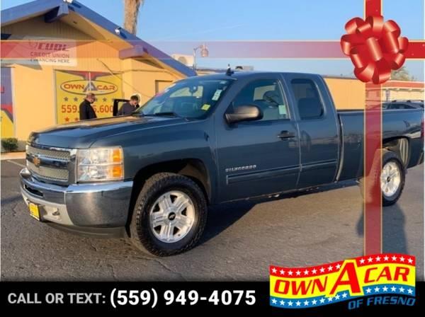Photo 2012 Chevrolet Silverado 1500 LT Pickup 4D 6 12 ft - $18,999 (2012ChevroletSilverado 1500)