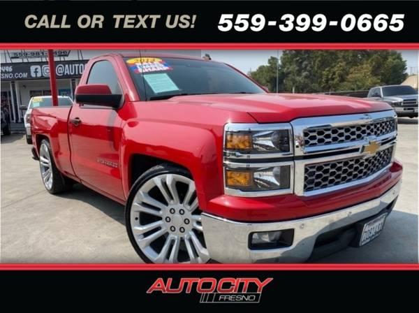 Photo 2014 Chevrolet Silverado 1500 LT Pickup 2D 6 12 ft - $36,999 (_Chevrolet_ _Silverado 1500_ _Truck_)