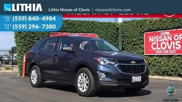Photo 2018 Chevrolet Equinox FWD 4dr LS w1LS - $18,649