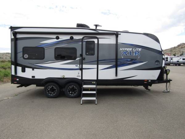 Photo 2018 XLR Hyperlite Toy Hauler - $25,000 (Ahwahnee)