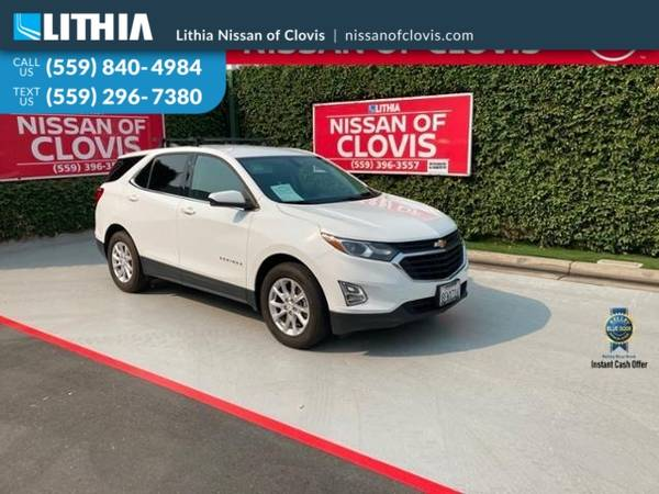Photo 2019 Chevrolet Equinox FWD 4dr LT w1LT - $18,955