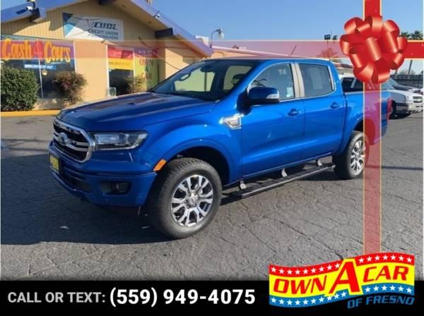 Photo 2019 Ford Ranger Lariat Pickup 4D 5 ft - $34999 (2019FordRanger)