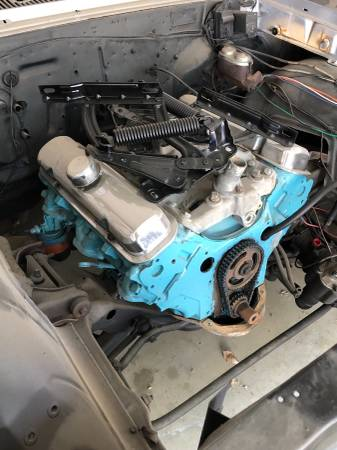 Photo 68 Pontiac 400 Engine - $1000 (Fresno)