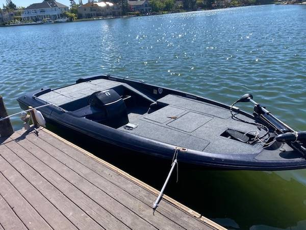 Photo 97 Skeeter Electric Boat for sale - $4,500 (Madera)