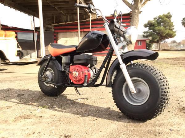 Photo Baja Mini Bike - $475 (Fresno)