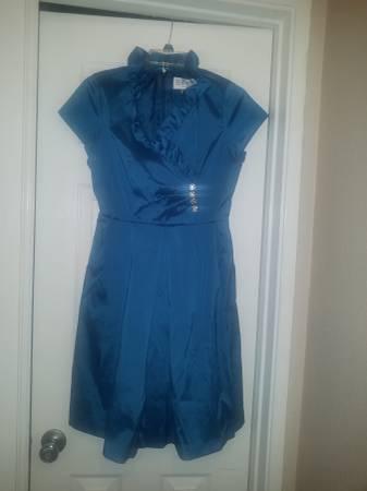 Photo Beautiful blue dress for sale (Fresno)