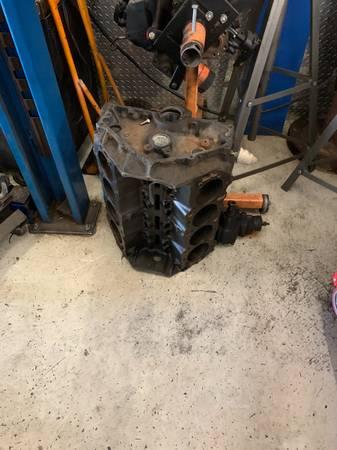 Photo Chevy 454 motor for rebuild - $750 (Clovis)