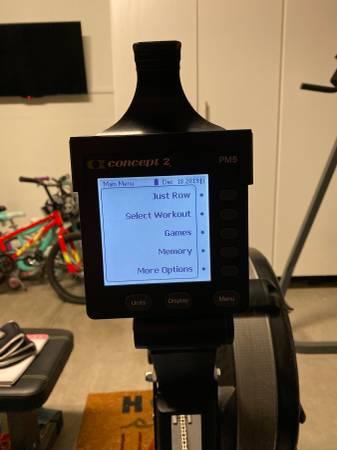Photo Concept 2 rower - $600 (Clovis)