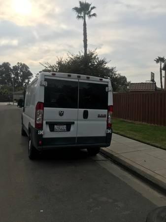 Photo Dodge Ram pro master - $13,900 (Fresno)
