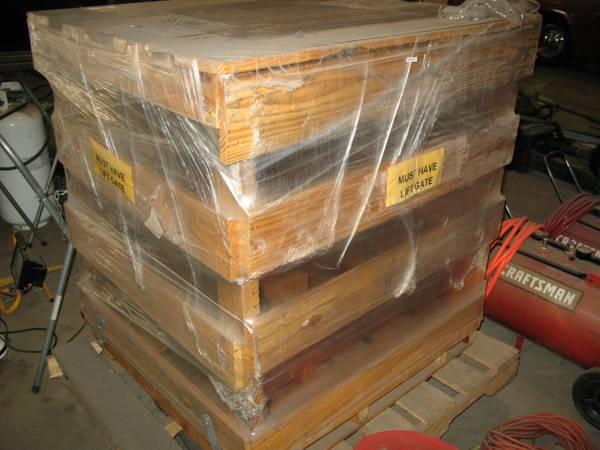 Photo Engine Storage or Shipping Crate - $50 (Fresno)