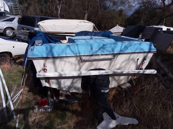 Photo Good used boat needs electric work - $900 (Fresno California)