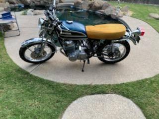 Photo Honda CB 750 - $7,000 (Fresno)