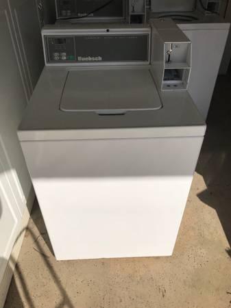 Photo Huebshe  Speed Queen Washing Machine - $1 (Dunlap)