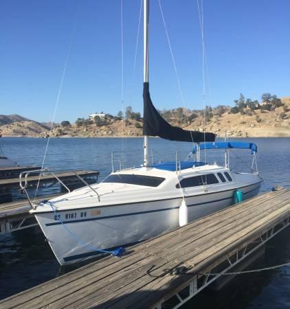 Photo Hunter Sailboat - 23.539 - $6,900 (Fresno County)