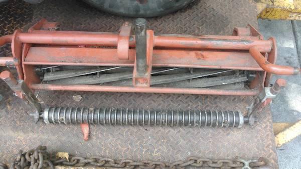 Photo Jacobsen mower reels - $150 (Fresno)
