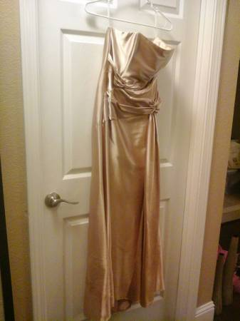 Photo Jessica McClintock dress for sale - $60 (Fresno)