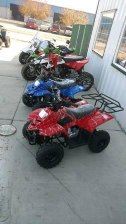 Photo New dirt bikes, pit bikes, kids Quads - $1,095 (3967 E CENTRAL AVE. FRESNO CA.)
