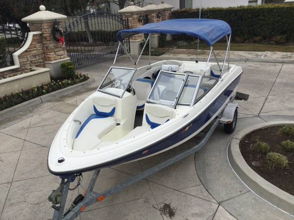Photo Our Boat is up for sale Bayliner 2007 and it is 175 with 3.0 ENG - $10 (Clovis)