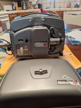 Photo Paillard Bolex 8mm projector - $95 (reedley)