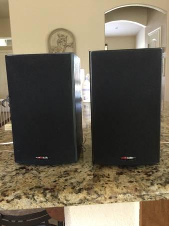 Photo Polk Speakers - $50 (NW Fresno)