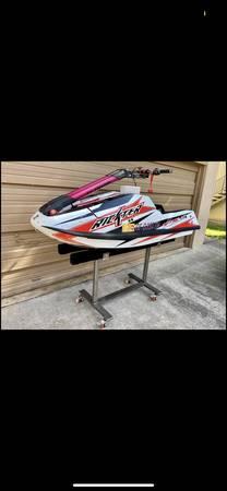 Photo Rickter jet ski - $10000 (Clovis)