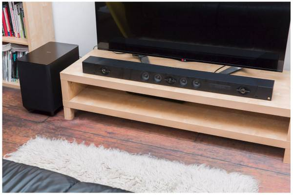 Photo Sony Dolby Atmos 7.1.2 HT-ST5000 Soundbar and subwoofer - $600 (Madera Ranchos)