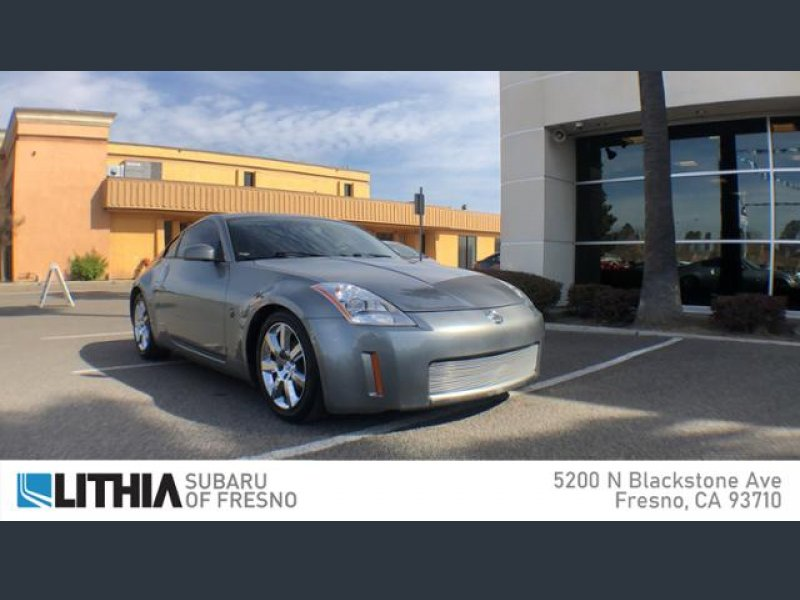 Photo Used 2005 Nissan 350Z Touring for sale