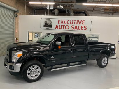 Photo Used 2015 Ford F350 King Ranch for sale