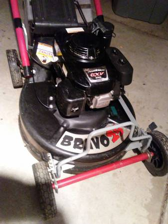 Photo Ybravo 25 inch Commercial Mower- (Honda) PRICED TO SELL - $875 (Fresno North West)