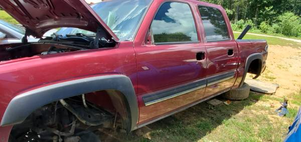 Photo 05 chevy z71 cat eye part out (fort payne)