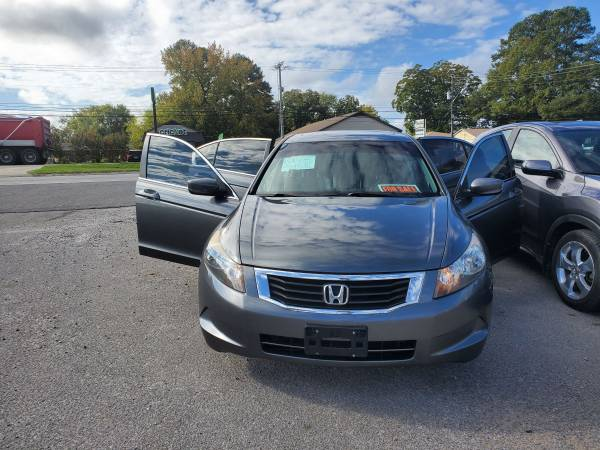 Photo 08 Honda Accord EX - $5,100 (Albertville)