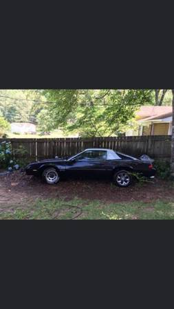 Photo 1984 Chevrolet Camaro - $3,200 (Oneonta)