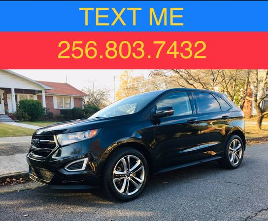 Photo 2015 FORD EDGE SPORT ONLY 51K MILES - $23,000 (35903)