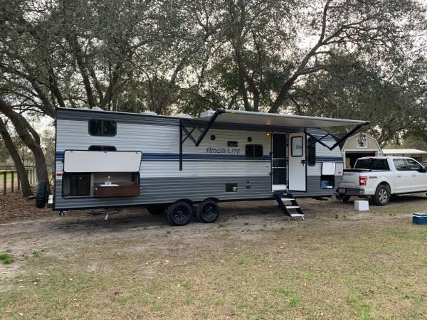 Photo 2021 Gulfstream Travel Trailer - Bunkhouse - $28,000 (West Cobb)