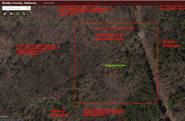 Photo 42 Wooded Acres on Pine Mountain $2,500 down  $450m (Sterrett)