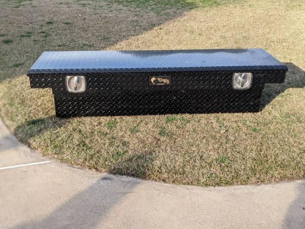 Photo BLACK DIAMOND UWS TRUCK BOX - CHEVY SILVERADO - $200 (Gadsden)